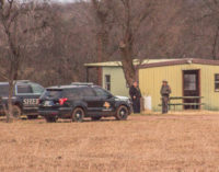 Breckenridge police investigating double homicide; suspect in custody