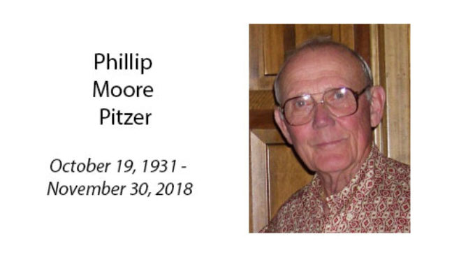Phillip Moore Pitzer