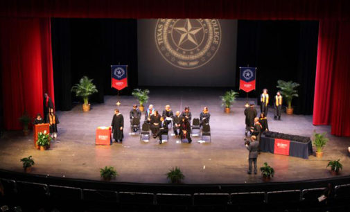 TSTC holds Fall 2018 commencement