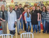United Supermarket celebrates participation in United Fund