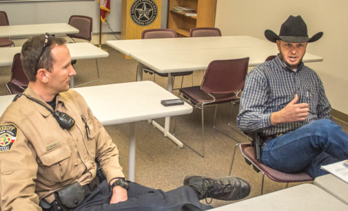 Sheriff's Office introduces Take Me Home program to assist citizens with special needs