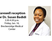 SMH to host farewell reception for Dr. Badidi on Friday afternoon