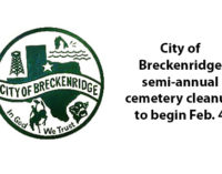 City to begin semi-annual cemetery cleanup on Feb. 4