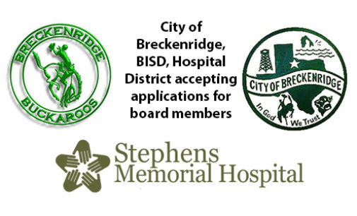 Positions open for City Commission, school board, hospital district