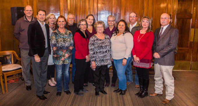 Stephens County officials sworn in as new year kicks off