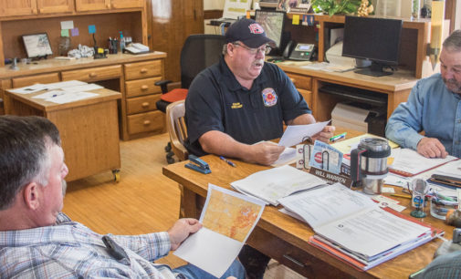 Elevated fire danger leads to burn ban for Stephens County