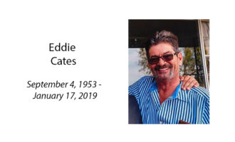 Eddie Cates