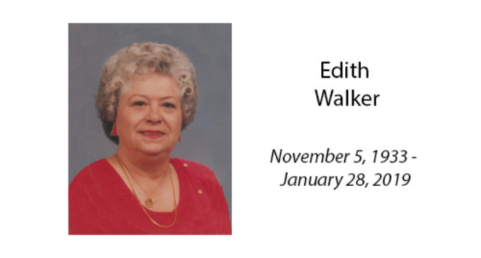 Edith Walker