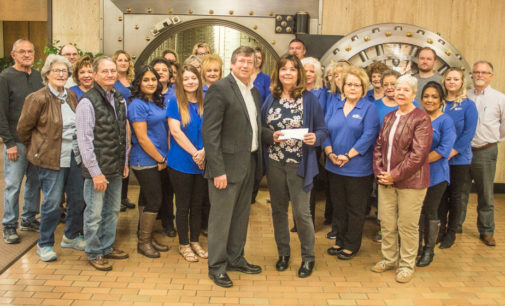 First National Bank donation puts United Fund closer to goal