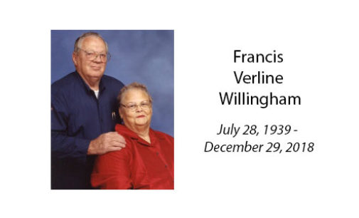 Francis Verline Willingham