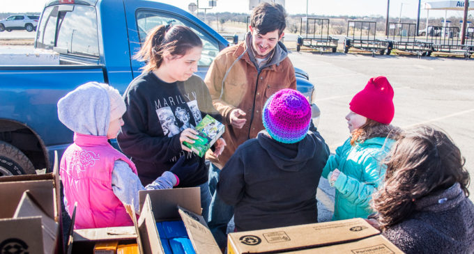 Local Girl Scout troop raising funds with annual cookie sale