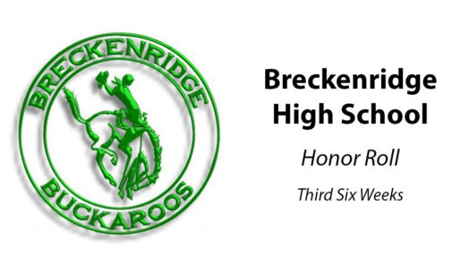 BHS announces honor roll for third six weeks of 2020-2021 school year