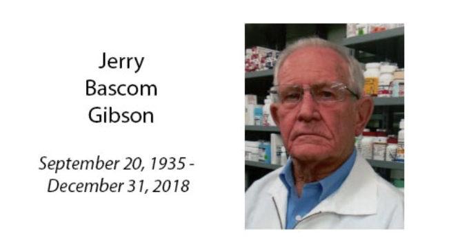 Jerry Bascom Gibson