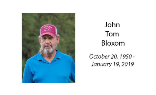 John Tom Bloxom