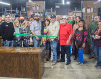 Boss Oilfield Supply holds ribbon cutting