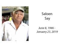 Saloen Say