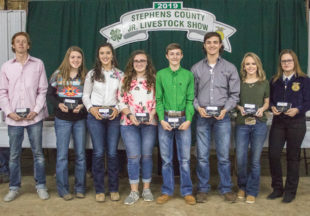 Stock Show Banquet 2019