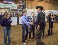 Kason Knight earns 2019 Jacob Jackson Master Showman Award