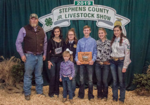 2019 SCJLS – Jacob Jackson Master Showman Award