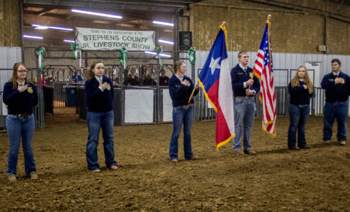 Taking a look back at the 2019 Stephens County Junior Livestock Show