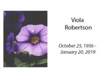 Viola Robertson