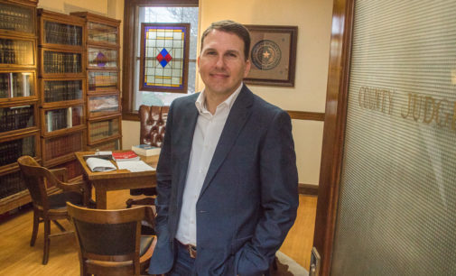 From JP to County Judge: Michael Roach ushers in new era for Stephens County