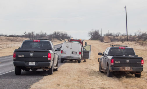 Throckmorton chase ends with arrest in Stephens County