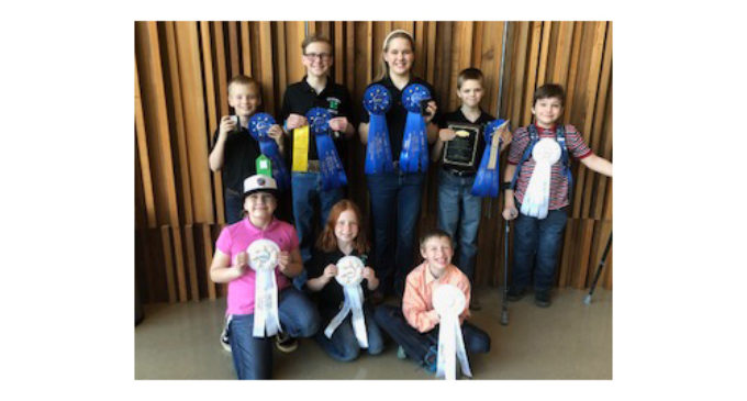 Local 4-H Plant ID team places first at Fort Worth contest