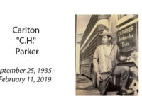 Carlton 'C.H.' Parker