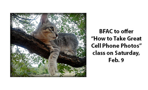 Breckenridge Fine Arts Center to host cell phone photography class