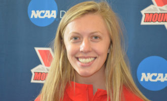BHS graduate sets school pole vault record for Mountaineers