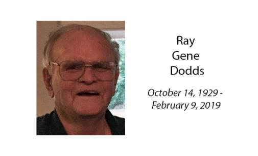 Ray Gene Dodds