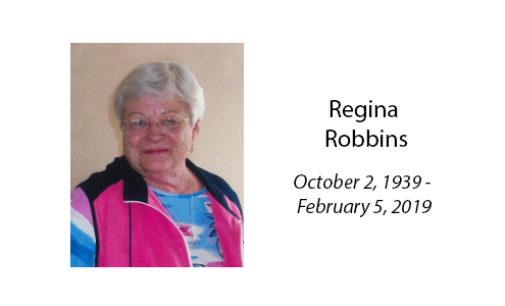 Regina Robbins