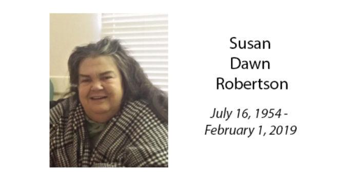 Susan Dawn Robertson