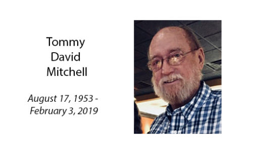 Tommy David Mitchell