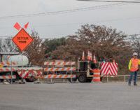 U.S. 180 West closed, traffic detoured in preparation for road repairs