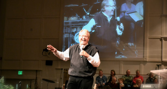 Humorist Swanberg to perform at National Theatre on Feb. 21