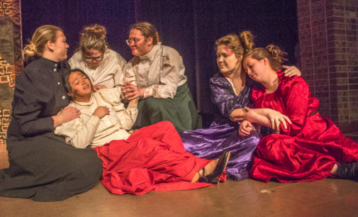 BHS to present one-act play 'To See The Stars' on Friday
