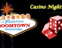 Fine Arts Center to host Casino Night on Saturday