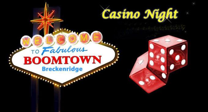 Fine Arts Center to host Casino Night on Saturday