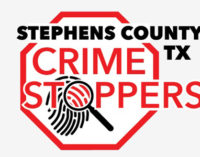 Crime Stoppers coming to Breckenridge, Stephens County