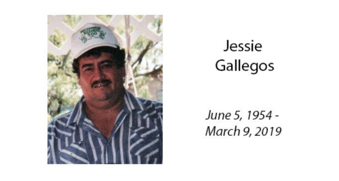 Jessie Gallegos