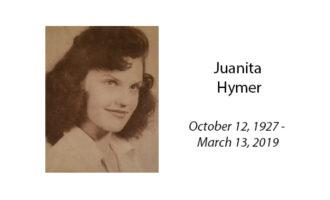Juanita Hymer