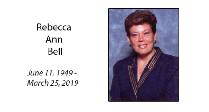 Rebecca Ann Bell