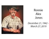 Ronnie Alex Jones