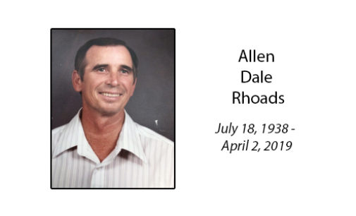 Allen Dale Rhoads