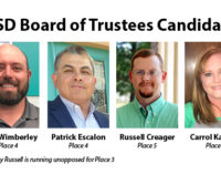 Early voting for BISD board begins Monday; candidates answer profile questions