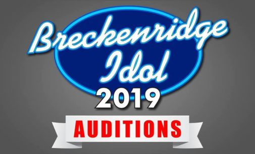 Breck Idol auditions set for Saturday; registration deadline is Thursday