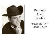 Kenneth Alvin Blades