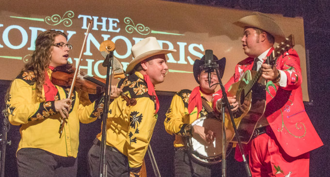 Kody Norris Show entertains Breck audience with high-energy bluegrass, traditional gospel music